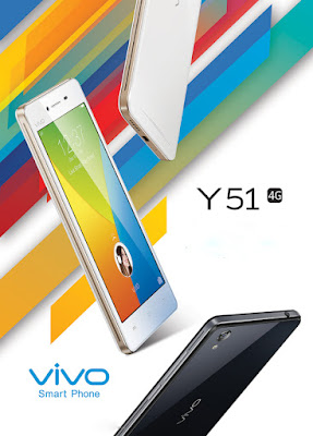Vivo Y51 Specifications - LAUNCH Announced 2015, December DISPLAY Type IPS LCD capacitive touchscreen, 16M colors Size 5.0 inches (~66.8% screen-to-body ratio) Resolution 540 x 960 pixels (~220 ppi pixel density) Multitouch Yes BODY Dimensions Dimensions 143.8 x 71.7 x 7.5 mm (5.66 x 2.82 x 0.30 in) Weight 157 g (5.54 oz) SIM Dual SIM PLATFORM OS Android OS, v5.0.2 (Lollipop) CPU Quad-core 1.2 GHz MEMORY Card slot microSD, up to 128 GB (dedicated slot) Internal 16 GB, 2 GB RAM CAMERA Primary 8 MP, autofocus, LED flash Secondary 5 MP Features Geo-tagging, touch focus, face detection, HDR, panorama Video 1080p@30fps NETWORK Technology GSM / LTE 2G bands GSM 850 / 900 / 1800 / 1900 - SIM 1 & SIM 2 3G bands TD-SCDMA 4G bands LTE band 38(2600), 39(1900), 40(2300) Speed TD-SCDMA, TD-LTE GPRS Yes EDGE Yes COMMS WLAN Yes GPS Yes, with A-GPS, BDS USB microUSB v2.0 Radio FM radio Bluetooth Yes FEATURES Sensors Sensors Accelerometer, proximity, compass Messaging SMS(threaded view), MMS, Email, Push Mail, IM Browser HTML5 Java No SOUND Alert types Vibration; MP3, WAV ringtones Loudspeaker Yes 3.5mm jack Yes BATTERY  Non-removable Li-Ion 2350 mAh battery Stand-by  Talk time  Music play  MISC Colors White  - Funtouch OS 2.5 - MP4/H.264 player - MP3/WAV/FLAC/eAAC+ player - Photo/video editor - Document viewer