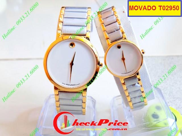 đồng hồ nữ movado