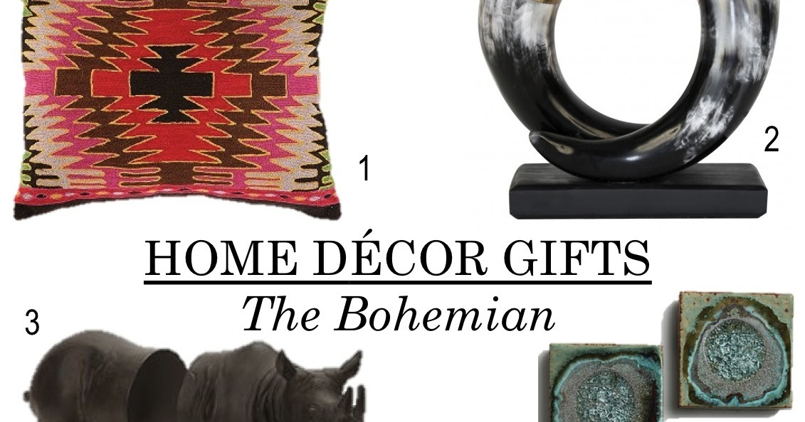A Bit of Sass Holiday Gift Guide HOME DECOR