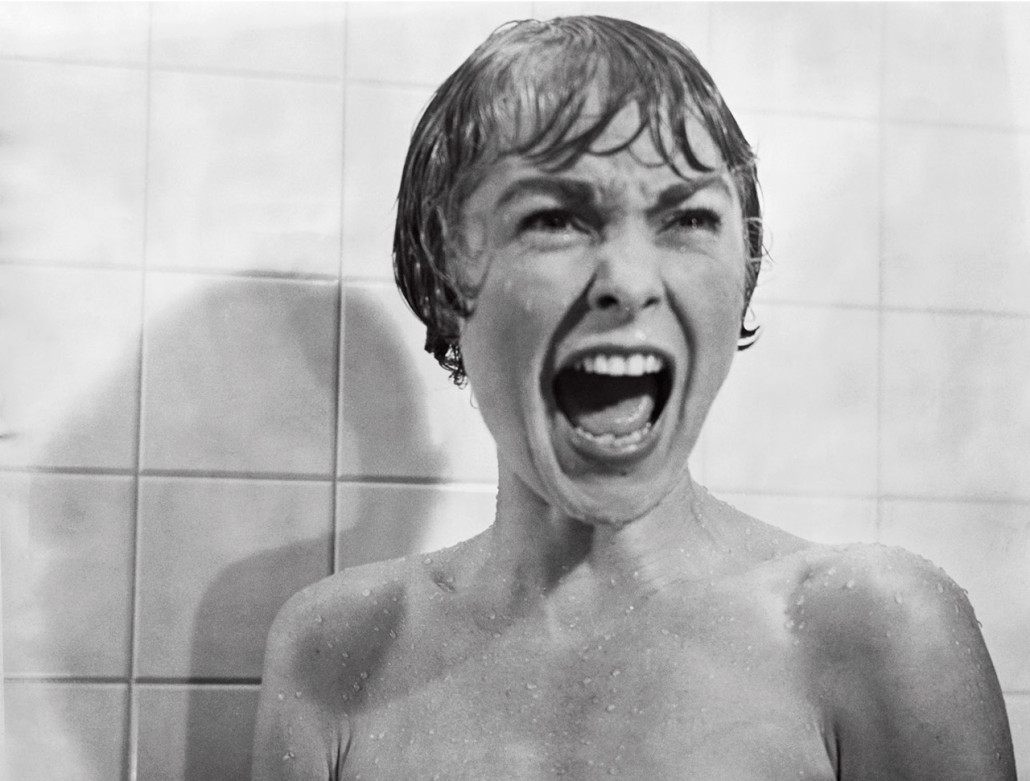 pyscho shower scene notes The title of alexandre o philippe's 78/52: hitchcock's shower scene (2017) denotes the 78 set-ups and the 52 cuts across a full week of shooting for psycho's (1960) famous shower scene.