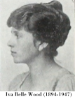 Thumbnail image of Iva Belle Wood, (1894-1947) 1915.