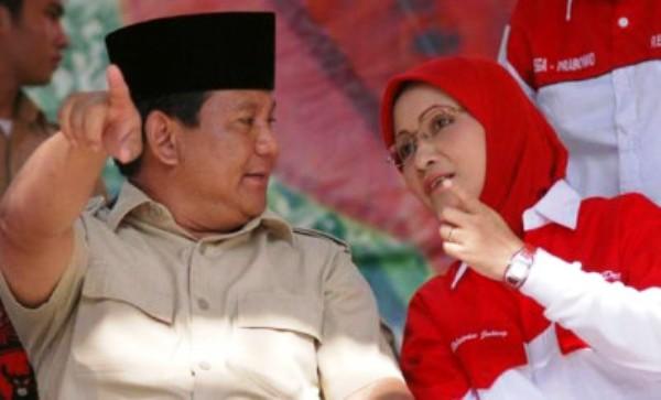 Mantan Wagub Prediksi Prabowo Raih Suara 50 Persen di Jateng
