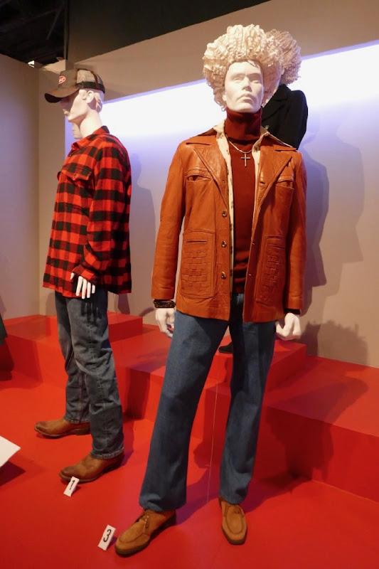 Ron Stallworth BlacKkKlansman movie costume