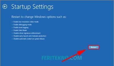 Cara masuk ke safe mode pada windows 10 9