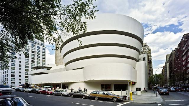 architettura-organica-Guggenheim Museum