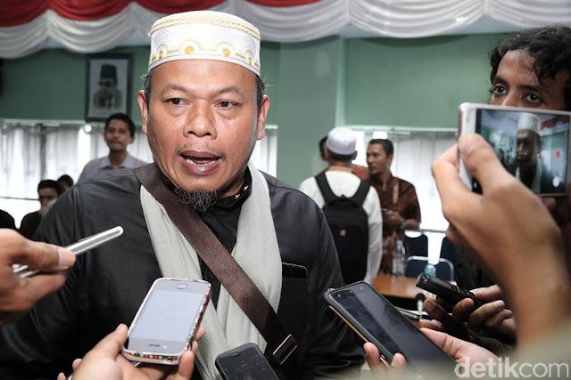Begini Cara Pentolan Alumni 212 Sikapi Hasil Riset P3M 41 Masjid di DKI Jakarta Terindikasi Radikal, Ditanya Sudah Sesuai Hadist Apa Belum?