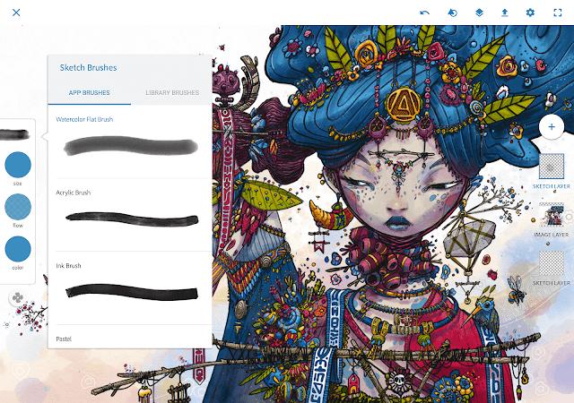 las-mejores-apps-para-ilustradores-digitales