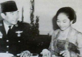 Haryati Istri Soekarno Keenam