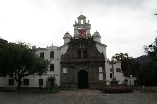 Iglesia de Nuestra Señora de Guapulo