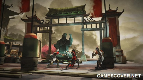 Assassin's Creed: Chronicles China Gameplay