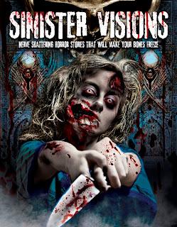 Sinister Visions, 2013. Una película que reune cinco historias de terror
