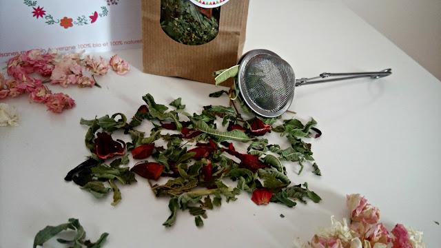 avis tisanes happy plantes