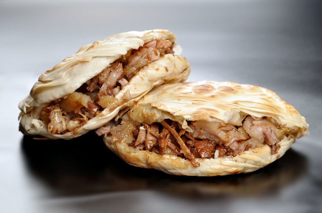 Berburu Kuliner Halal di Muslim Street Xian Tiongkok, Banyak Menu Yang Bikin Ngiler