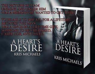 A Heart's Desire by Kris Michaels