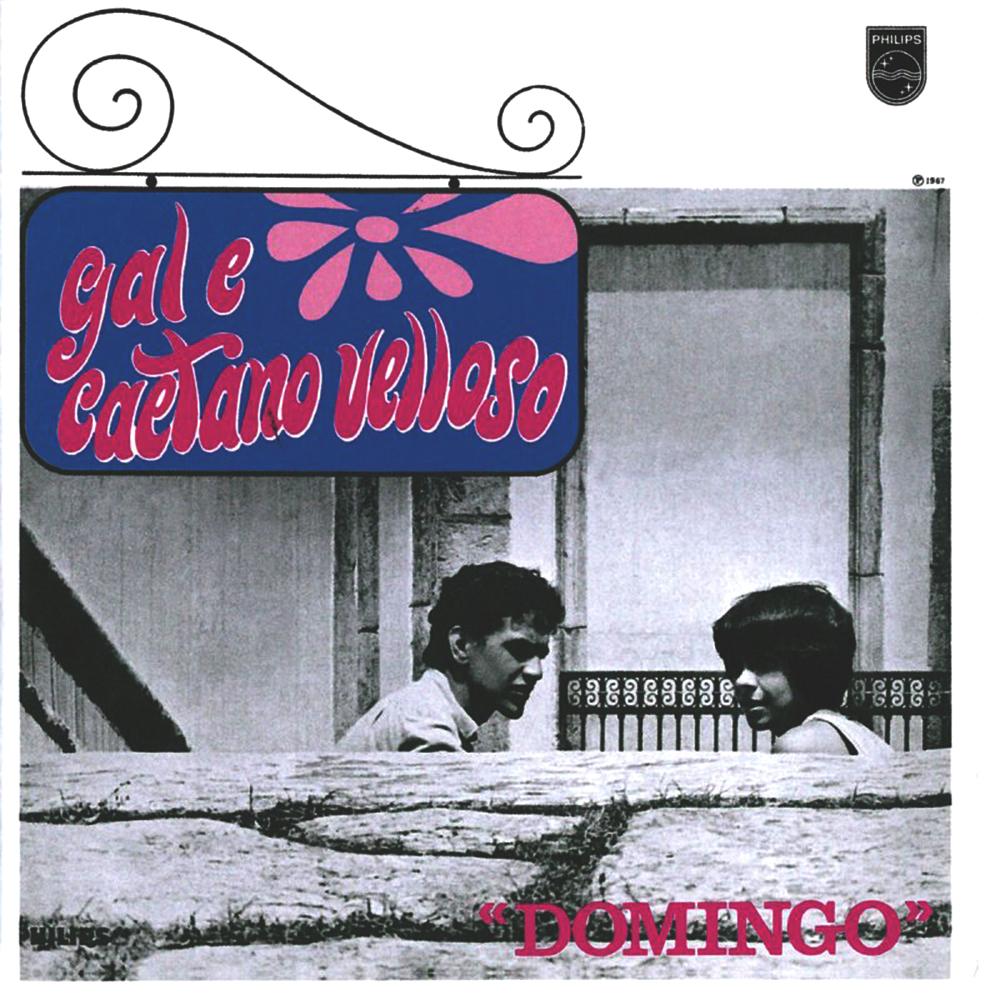 Caetano Veloso e Gal Costa - Domingo [1967]