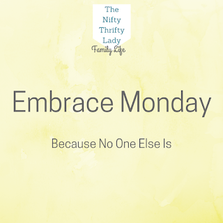 Embrace Monday My #1 Productivity Tip