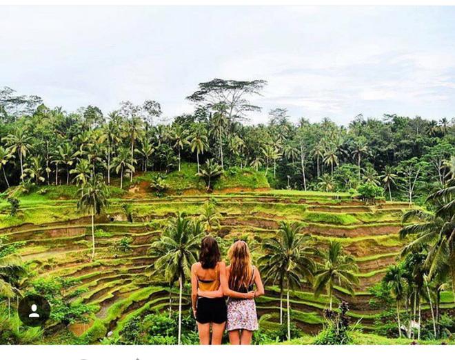 """2 Cô bạn thân xinh đẹp khơi dậy trào lưu """"đi du lịch khắp thế giới cùng cô bạn gái thân 22"""