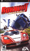 Burnout Legends (USA) PSP ISO