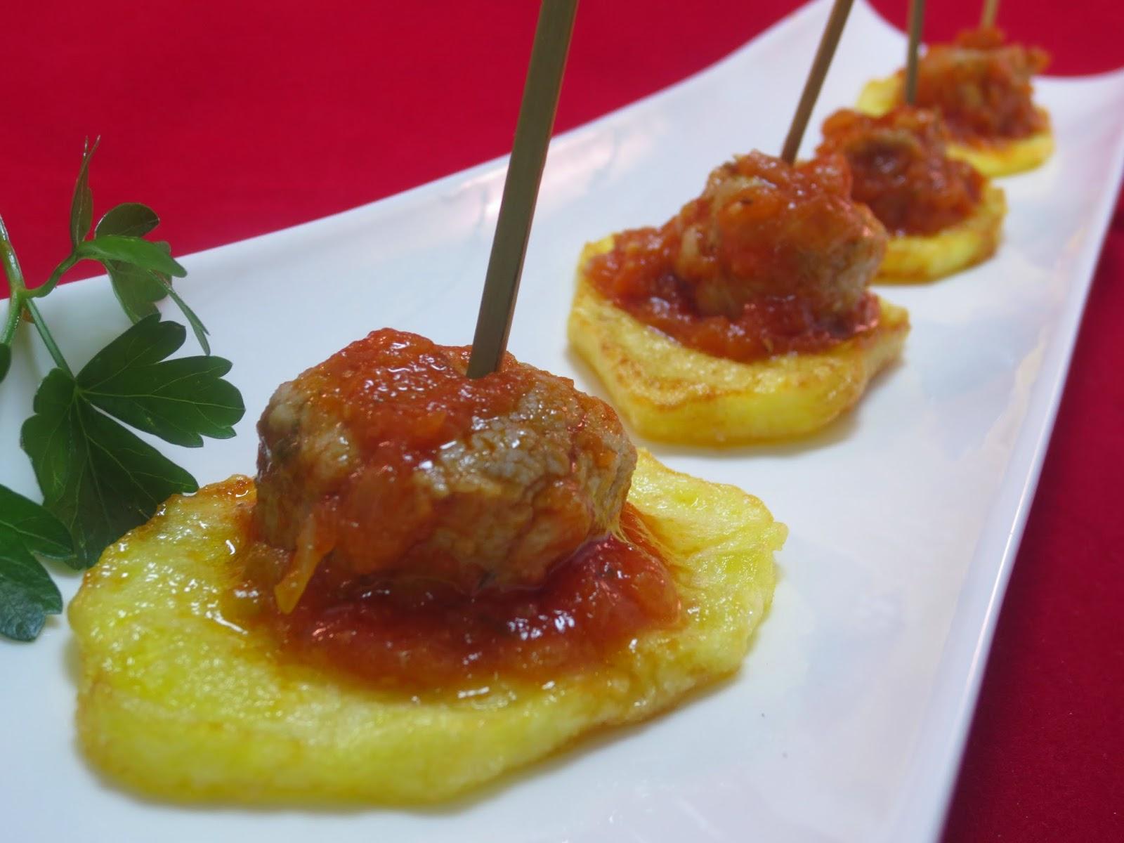 Solomillo o magro con tomate Ana Sevilla cocina tradicional