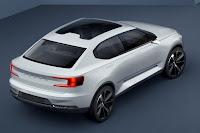 Volvo Concept 40.2 (2016) Rear Side