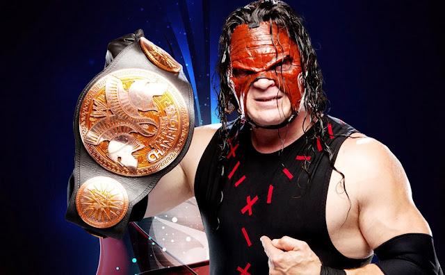 Foto Gambar Kane WWE