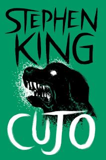 CUJO - BOOK COVER
