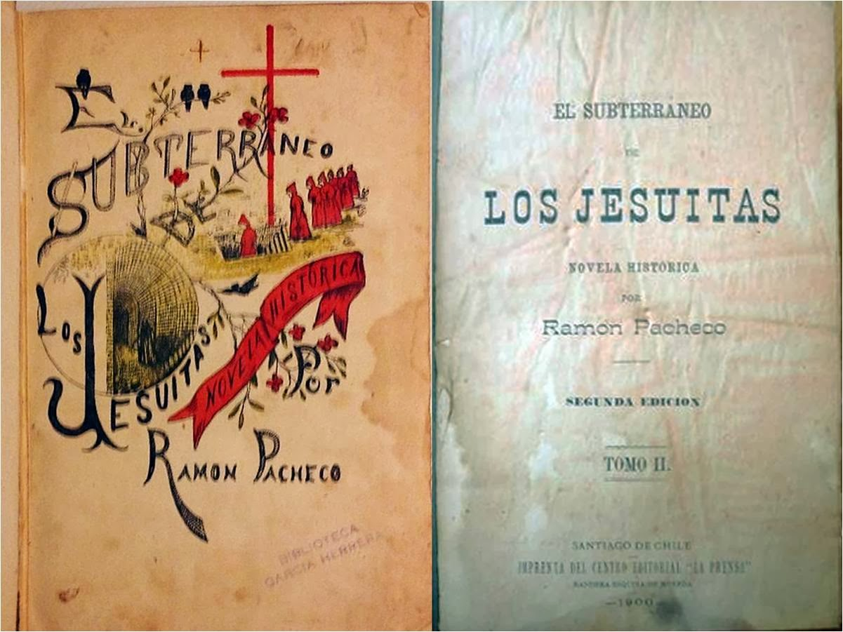LOS TUNELES JESUITAS......tambien en MEXICO!!!? Imagen1