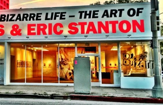 """""""Eric Stanton Exhibit"""" by Richard Perez at the Taschen Gallery"""