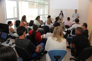 Nova UBS Prefeito Antônio Alonso é informatizada e profissionais recebem treinamento em Juquiá