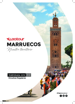 Marruecos folleto pdf circuitos viajes 2019