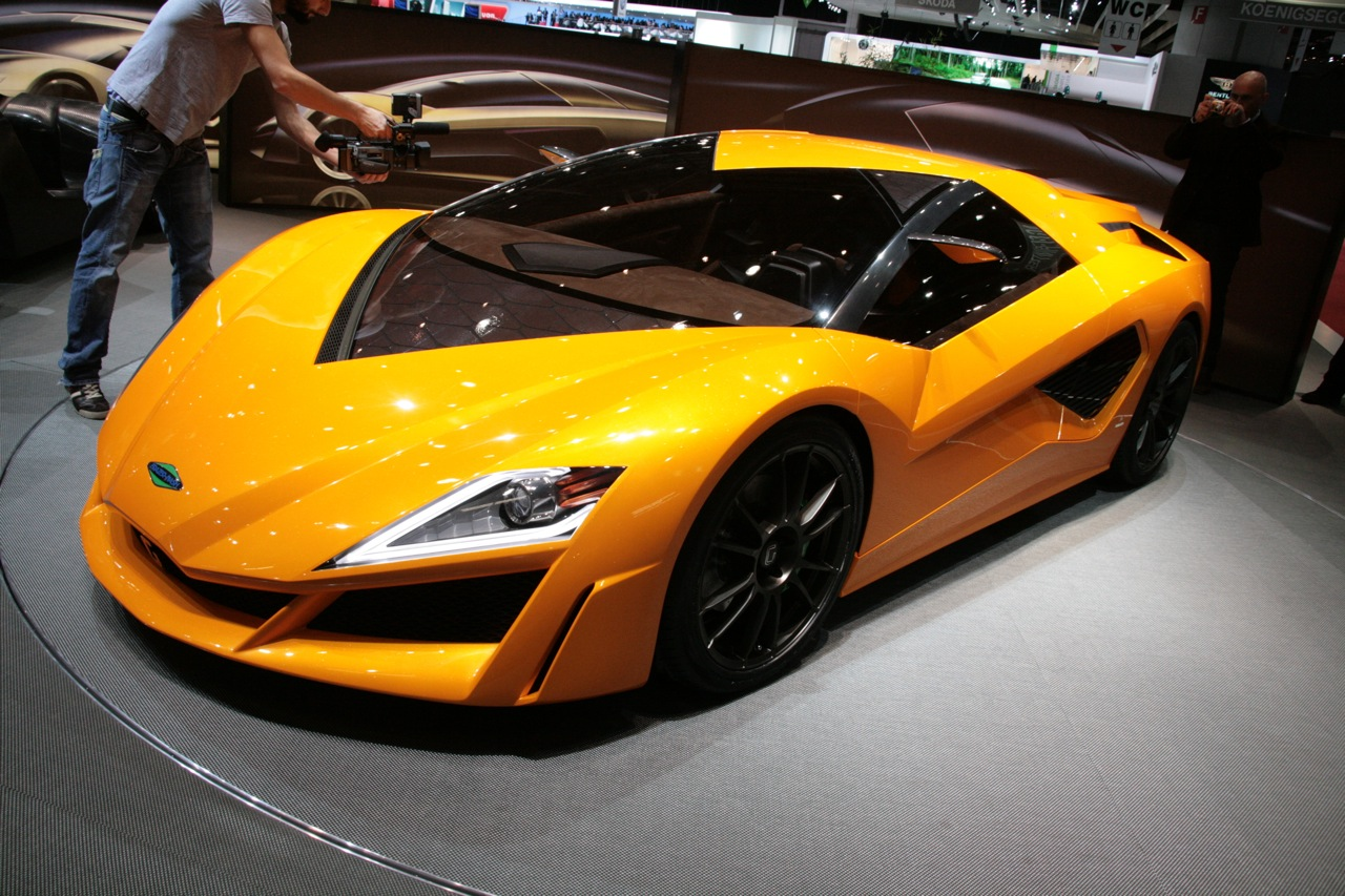 Famous Cars In The World