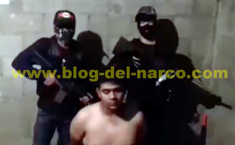 """VIDEO EXTREMO: ZETAS """"DECAPITAN"""" a ZETA del PANCHO CARREON-CDG y MANDAN MENSAJE A RIVALES"""