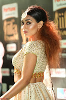 Apoorva in Cream Deep Neck Choli Ghagra WOW at IIFA Utsavam Awards 2017  (Telugu and Kannada) Day 2  Exclusive 19.JPG