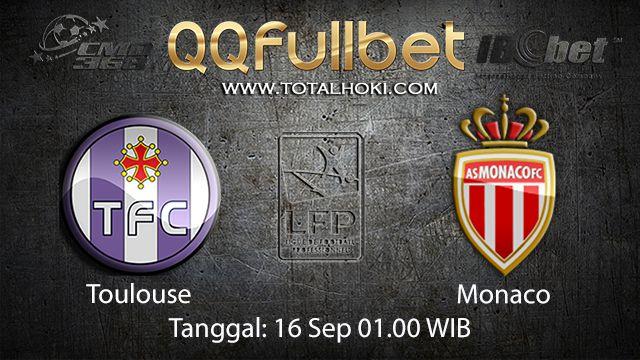 Prediksi Bola Jitu Toulouse vs Monaco 16 September 2018 ( French Ligue 1 )