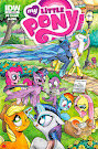MLP Friends Forever #1 Comic Cover Subscription Variant