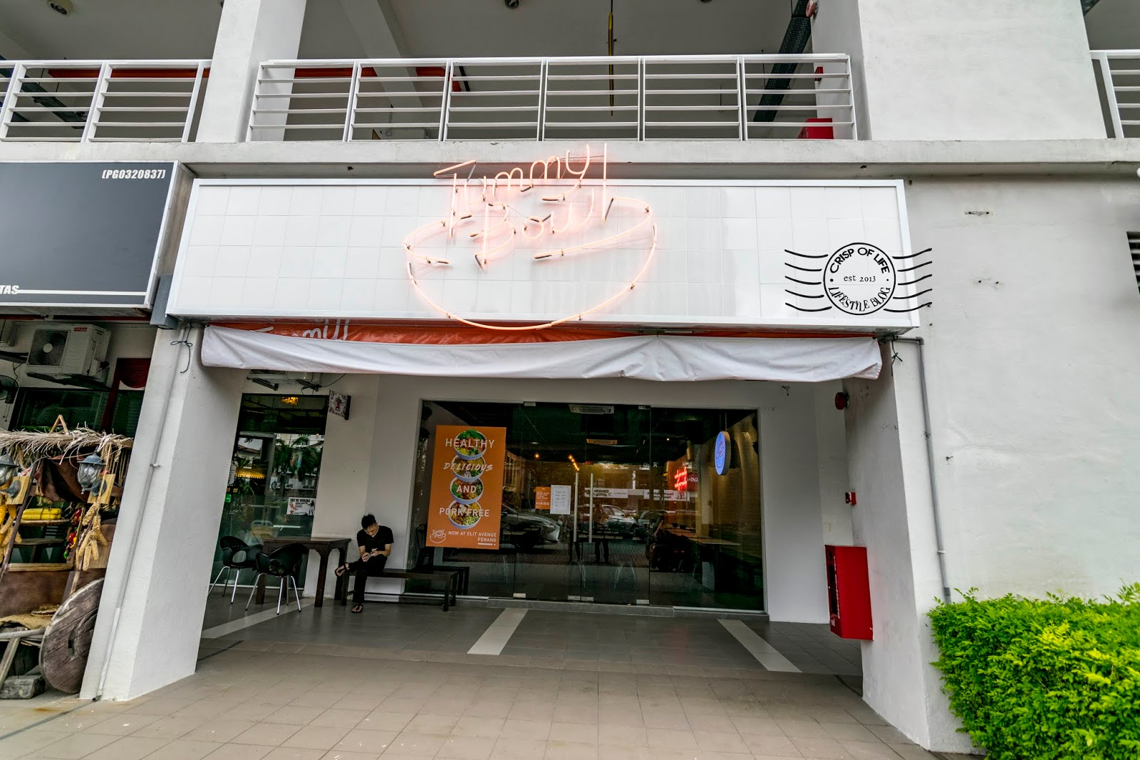 Tummy Bowl  Poke bowl @ Elit Avenue, Bayan Lepas, Penang