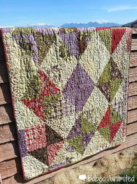 BabcoUnlimited.blogspot.com -- It's Mine! Quilt