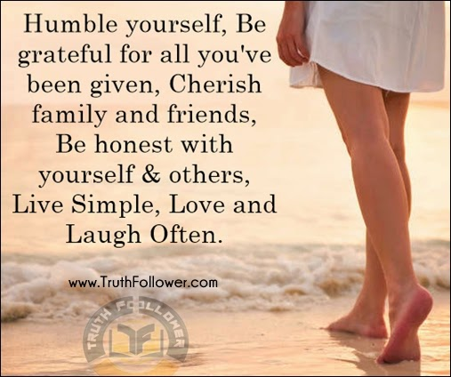 Humble Yourself And Be Grateful Humbleness Quotes