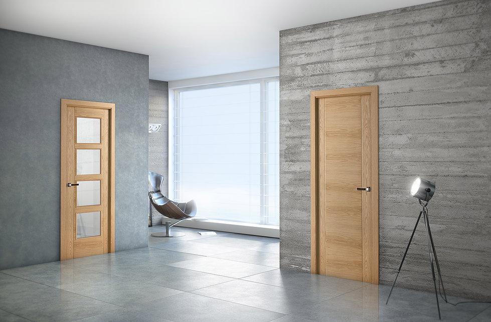 Adamson Doors Great Oak Internal And Interior Walnut Doors Uk
