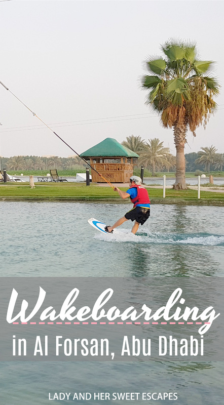 wakeboarding in abu dhabi pinterest
