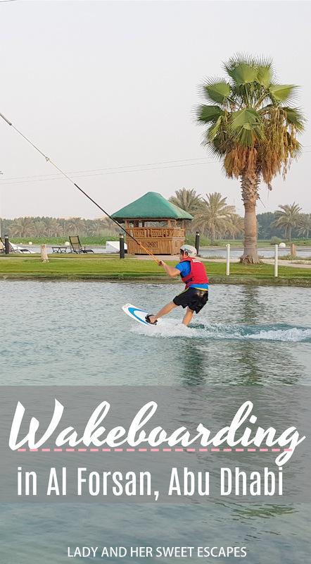 wakeboarding in abu dhabi pinterest