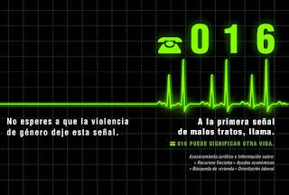 Campaña contra la violencia machista