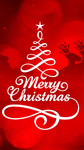 merry christmas mobile wallpaper hd download