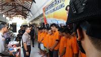 Operasi Semeru Hasilkan 38 Tersangka Shabu Dan Pil Dobel L