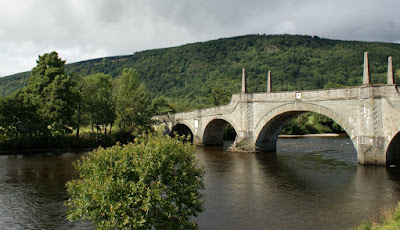 Tour Scotland Self Catering Holiday Cottages Recommendations Aberfeldy Highland Perthshire