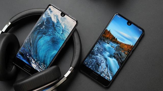 Smartphone Bezel Tipis Harga Murah