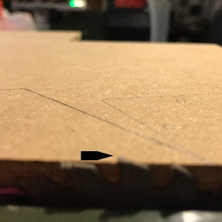 Setting Saw Blade Height