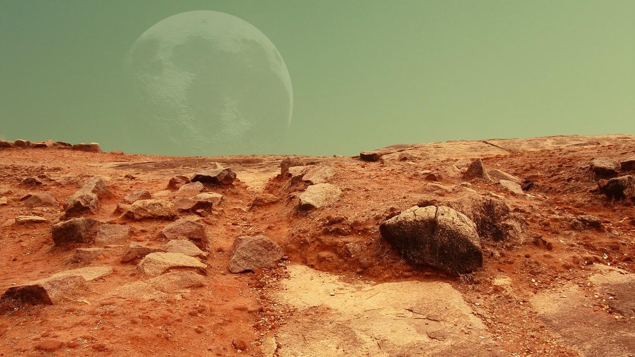 ¿Qué acabó con la Gran Civilización de Marte?