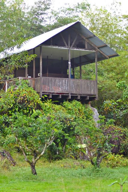 Guyane, auberge des orpailleurs, où dormir