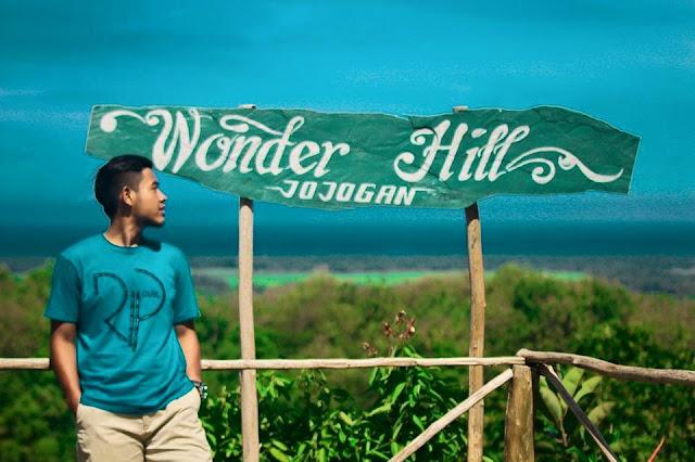 Obyek wisata Wonder Hill Jojogan